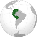 Andean Union Map