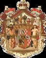 Wappen Deutsches Reich - Fürstentum Schwarzburg-Sondershausen