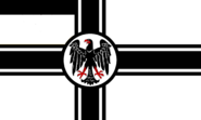 War Ensign of The Nordic Republic of Germany