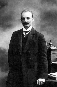 Шульгин в 1910х годах