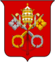Coat of arms of the Vatican City