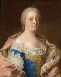 Maria-Theresia van Oostenrijk - Liotard