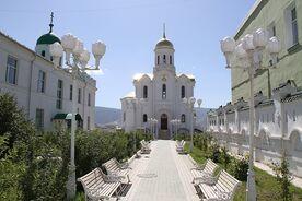 Orthodox church mongolia