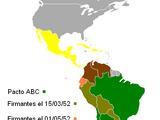 Unión de Naciones Suramericanas (Ucronía Peronista)