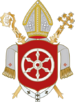 Wappen Erzbistum Mainz