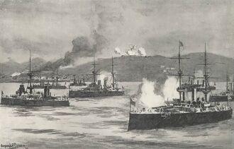 Морское сражение (ИТВ)