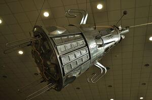 Спутник-1.