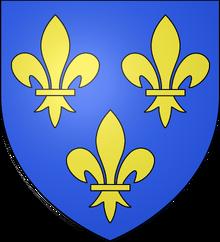 Blason France moderne