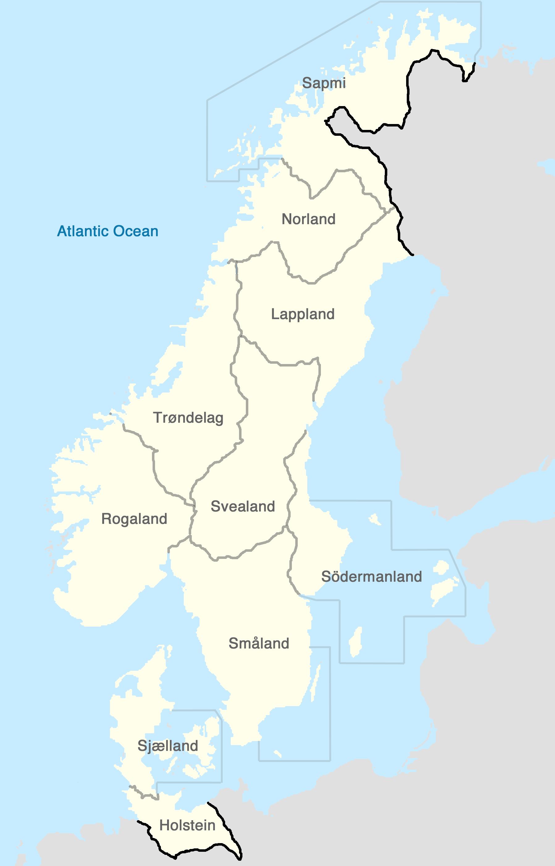 Image DenmarkSweden Map0png Alternative History FANDOM