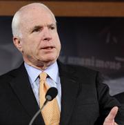 John McCain COD Zimbabwe