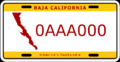 License plate of Baja (Alternity).png