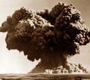 British atomic bomb project (Communist World)