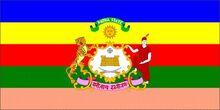 Patna bandera