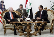 President McCain Iraq