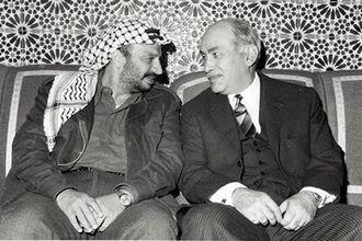 Сабри и Арафат