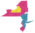 1912 election map New Netherland (13 Fallen Stars).png