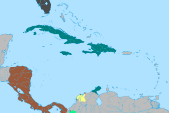 Central American Empire (Humanity, Awake! Map Game ...