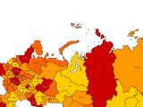 Republics of Russia (Russian America)