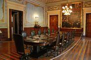 Museu reublica salao ministerial