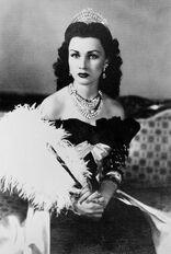 Princess Fawzia bint Fuad of Egypt