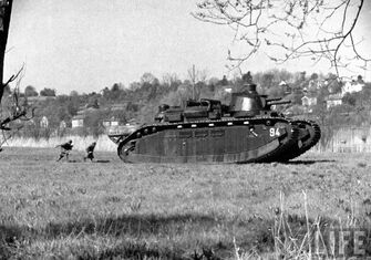 Тяжёлый танк Т-4