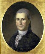 Samuel Huntington - Charles Willson Peale