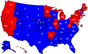 United States Election 1996 (President Dole)