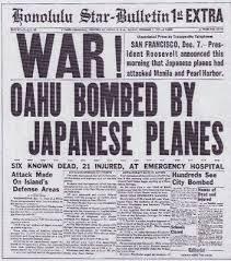 War to Japan
