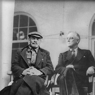 Ленин-Рузвельт