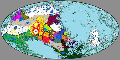 Страны мира - 940 год