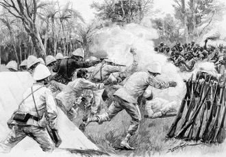 Франко-дагомейская война