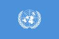 Bandera de la Organización de las Naciones Unidas