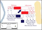 Battle of Chaeronea, 338 BC