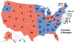 Elecciones Presidenciales de Estados Unidos de 1980 (La Elección del Zar)