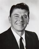 Governor Ronald Reagan Press Photo