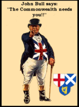 John Bull says (commonwealth)