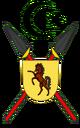 Kongeriget af Dagbon Coat of arms