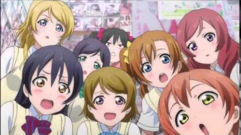 Love Live school idol project - WILDSTARS