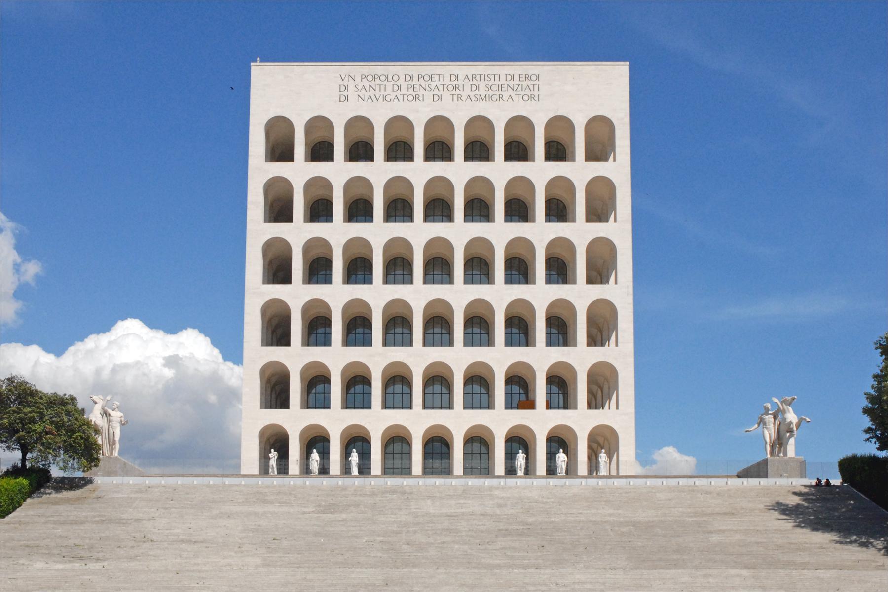 image palazzo della civiltà del lavoro eur rome 5904657870