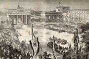 Preußen Siegesfeier