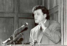 Явлинский в 1991-ом