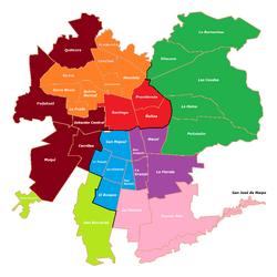 Mapa Electoral de Santiago (CNS)