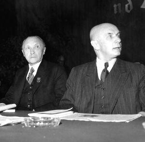 Аденауэр и Кайзер