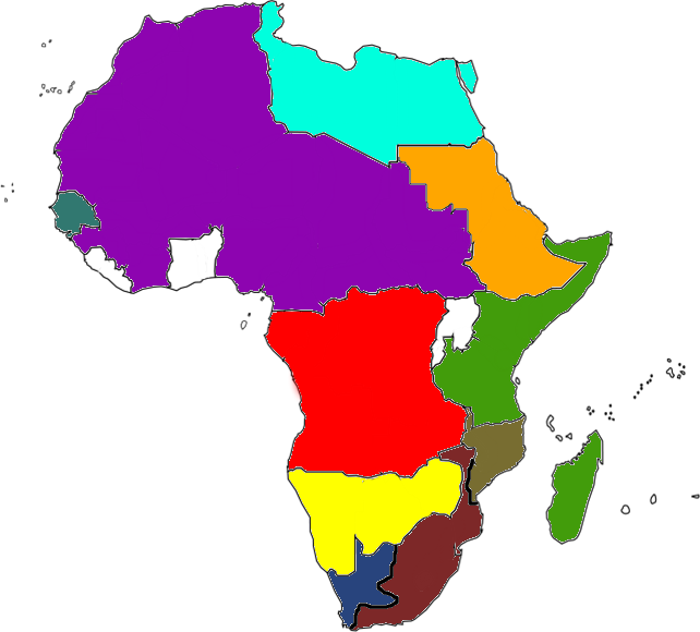 Alternate Africa | Alternative History | FANDOM powered by Wikia