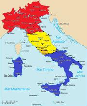 Mapa de Italia-842x1024