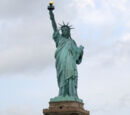 Statue of Liberty (Nelson's Death)