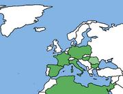 Карта СНЕ (МРГ)