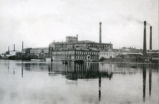 Фабрика Морозова Волгоград