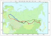 800px-Map Trans-Siberian railway