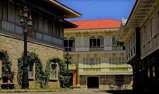 Bahay na Bato houses